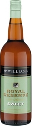 MCWILL ROYAL RES SWEET SHERRY
