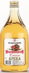 MCWILL CREAM SHERRY 2LITRE FLAGON