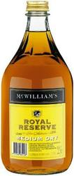 MCWILL MED DRY SHERRY 2 LITRE FLAGON
