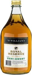 MCWILL SEMI SWEET SHERRY 2 LITRE