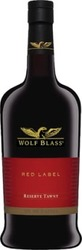 WOLF BLASS RED LABEL P