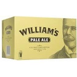WILLIAMS PALE ORGANIC STUBBIES