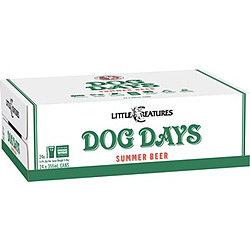 LITTLE CREATURES DOG DAYS 375ML CANS