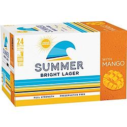 XXXX SUMMER MANGO 330ML STUBBIES