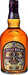 CHIVAS REGAL 12 YR OLD SCOTCH - GO INTO DRAW TO WIN CHIVAS 12YO 1.75L!