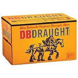 DB DRAUGHT 330ML STUBBIES