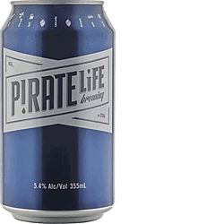 PIRATE LIFE PALE ALE 355ML CANS 6PK