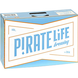 PIRATE LIFE IPA 6.8% 355ML CANS