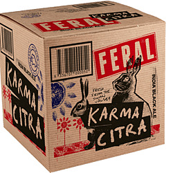 FERAL KARMA CITRA 330ML STUBBIES