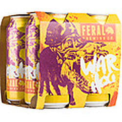 FERAL WAR HOG IPA 330ML CANS 4PK