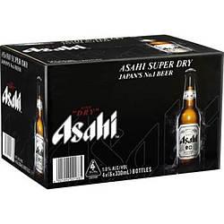 ASAHI 330ML STUBBIES