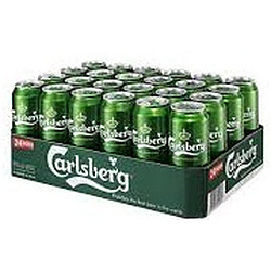 CARLSBERG 500ML CANS