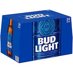BUD LIGHT 4.1% STUBBIES