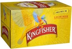 KINGFISHER 330ML STUBBIES