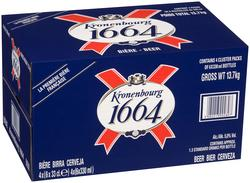 KRONENBOURG 1664 330ML STUBBIES
