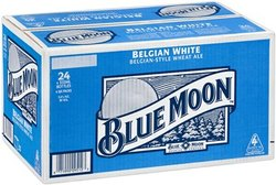 BLUE MOON BELGIAN WHITE 355ML STUBBIES