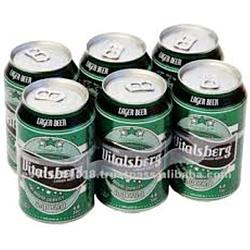 VITALSBERG LAGER CANS 6PK
