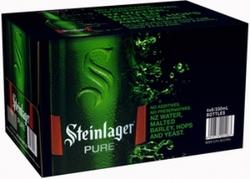 STEINLAGER PURE 330ML STUBBIES