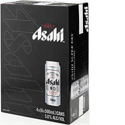 ASAHI 500ML CANS