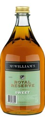 MCWILLIAMS SWEET SHERRY 2L
