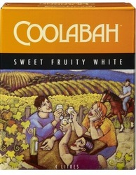 COOLABAH 4LTR CASK SWEET FRUITY WHITE