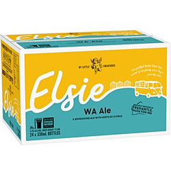 LITTLE CREATURES ELSIE STUBBIES