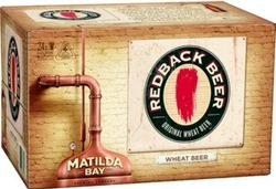 REDBACK BEER 345ML STUBBIES