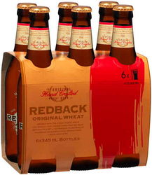 REDBACK ORIGINAL STUBBIES 6 PACK