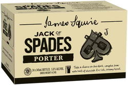 JAMES SQUIRE PORTER 345ML STUBBIES