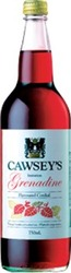 CAWSEYS GRENADINE CORDIAL