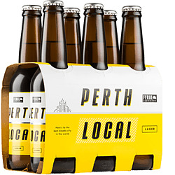 FERAL PERTH LOCAL 330ML STUBBIES 6PK