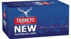 TOOHEYS NEW 375ML STUBBIES