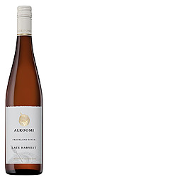 ALKOOMI LATE HARVEST RIESLING - BUY 6 ALKOOMI WHT LABEL & GET A FREE BOTTLE OF ALKOOMI OLIVE OIL!