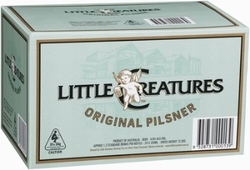 LITTLE CREATURES PILS 330ML STUBBIES