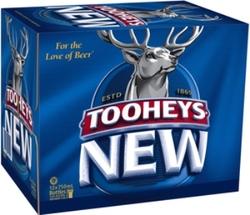 TOOHEYS NEW 750ML BTL 12PK