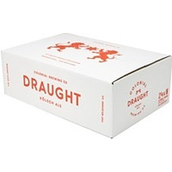 COLONIAL DRAUGHT ALE CAN