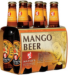MATSOS MANGO 330ML STUBBIES 6PK