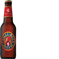 MATSOS CHILLI BEER 330ML STUBBIES 6PK