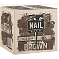 NAIL IMPERIAL BROWN BTL 16PK