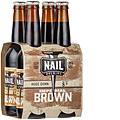 NAIL IMPERIAL BROWN 4PK STUBBIES