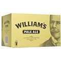 WILLIAMS PALE ORGANIC STUBBIES