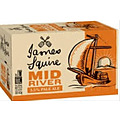 JAMES SQUIRE MID RIVER 3.5% 345ML  ST 24 PK