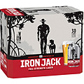 IRON JACK RED 375ML CANS 30PK