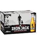 IRON JACK 3.5% 700ML BTL 12PK