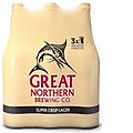 GREAT NORTHERN 3.5% 750ML BTL 12PK