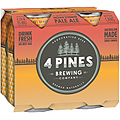 4 PINES INDIAN SUMMER ALE 4PK CAN