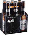 ASAHI 330ML STUBBIES 6PK