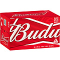 BUDWEISER 330ML STUBBIES