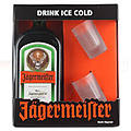 JAGERMESITER GLASS GIFT PACK 700ML