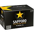 SAPPORO 330ML STUBBIES